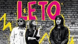 Cartel de la película Leto.