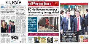 Prensa de hoy: Las portadas de los periódicos del miércoles 31 de julio del 2019