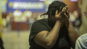 A Nakeiyla, de 28 años, la huelga en Ryanair le ha impedido conectar sus escalas para volver a casa, en Illinois (EEUU).