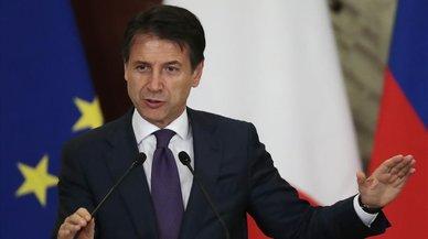 Pulso peligroso entre Bruselas e Italia
