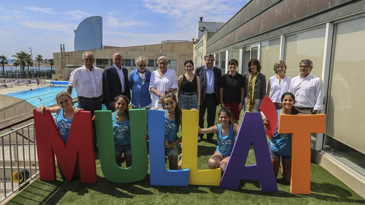 Més de 100.000 persones es mullaran per l'esclerosi múltiple a Catalunya