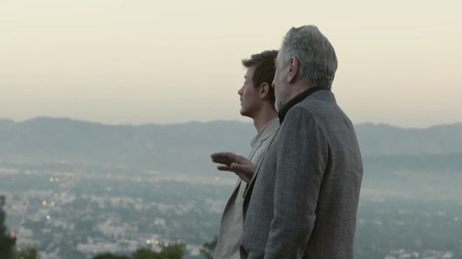Robert De Niro protagonitza la nova campanya d'Ermenegildo Zegna.