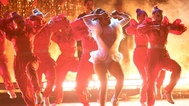 Rosalía triunfa también el los Grammy Latinos