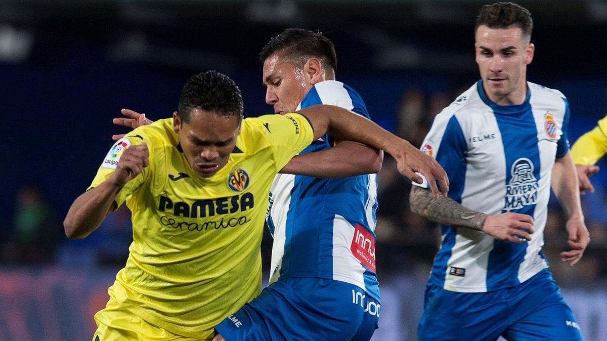 L'Espanyol s'enreda davant del Vila-real en cinc minuts fatals
