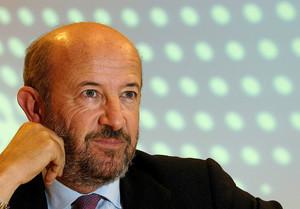 El nuevo presidente del Banco Popular, Emilio Saracho.