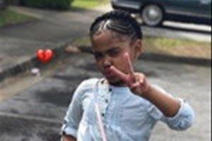 Secoriea Turner, la niña de 8 años asesinada en uno de los tiroteos en Atlanta.