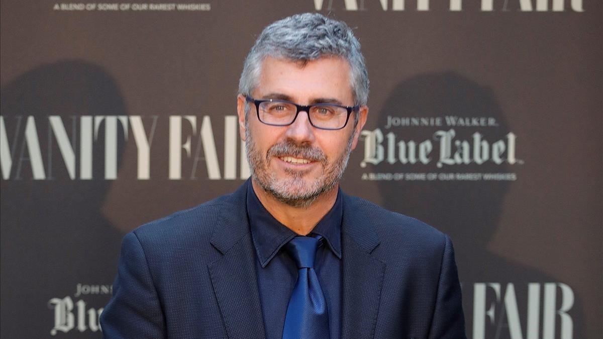 El secretario de Estado de Comunicación, Miguel Ángel Oliver.