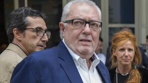 El senador del PP Pedro Agramunt, en una imagen del 2015.