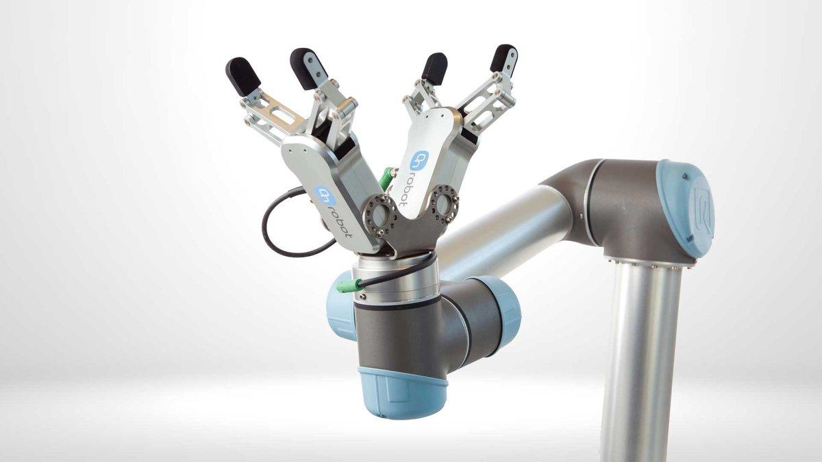 Tecnología de agarre y detección para brazos robotizados de OnRobot, que ha abierto sede en Barcelona.