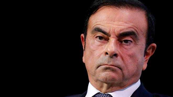Un tribunal de Tokio concede la libertad bajo fianza a Carlos Ghosn.