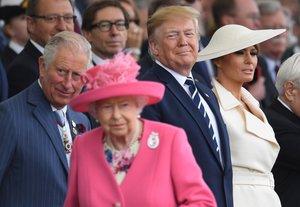 El presidente dijo que Isabel II nunca ha cometido un error desde que está al frente de la Casa Real y que ha tenido un reinado perfecto.