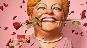Una de las imágenes para promocionar La Grossa de Sant Jordi.