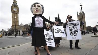 Explosiva factura británica por el 'brexit'