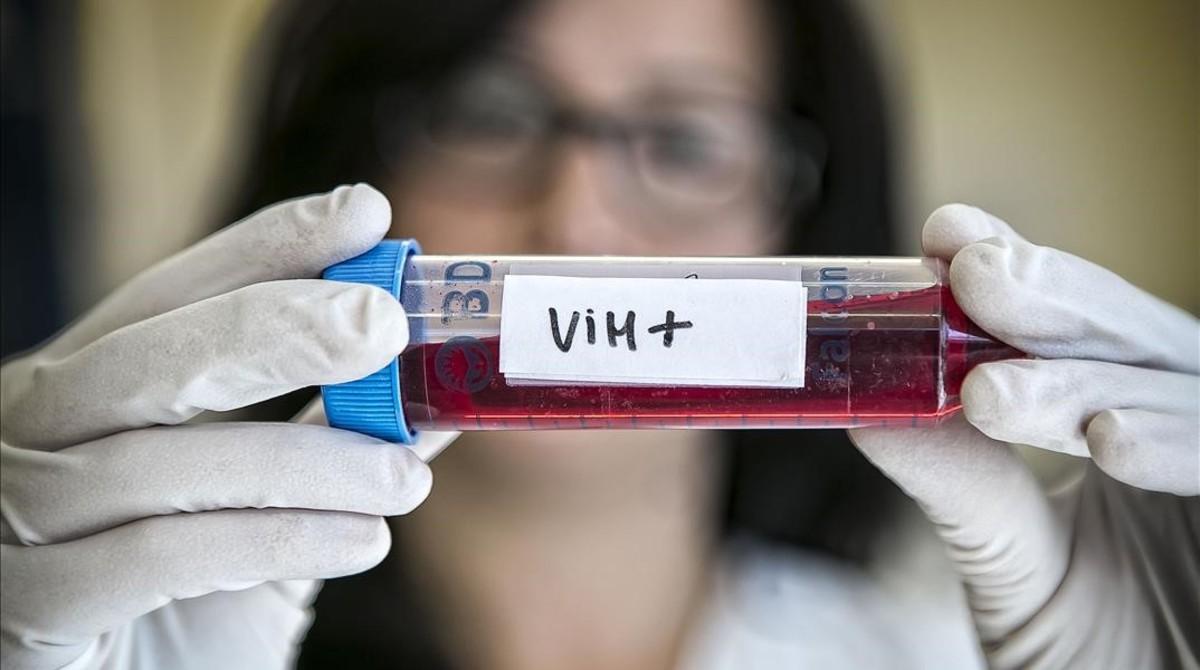 Investigación sobre el VIH.