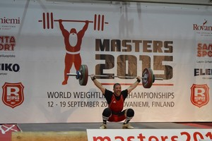 L'Hospitalet acullirà a l'agost el Campionat Mundial d'Halterofília Màster