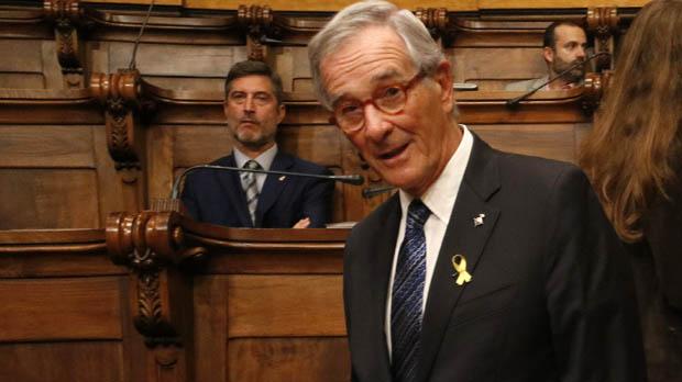 Xavier Trias aparece en un trust familiar que presuntamente ocultaba dinero en Suiza durante parte de su carrera política.