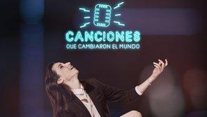 Zahara, presentadora de Canciones que cambiaron el mundo, el nuevo programa de #0.