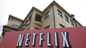 Sede central de la empresa estadounidense Netflix en Los Gatos (California).