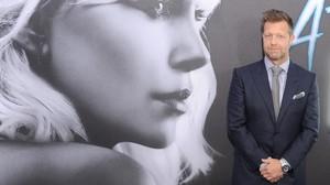 El director David Leitch, en el estreno de Atómic la semana pasada en Los Ángeles (EEUU).