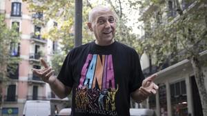 Rafalito Salazar, alma del grupo Ai Ai Ai.