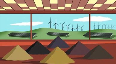Les matèries de la transició energètica