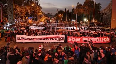 zentauroepp40906116 barcelona 11 11 2017 politica manifestacion de la anc y omn171111230244