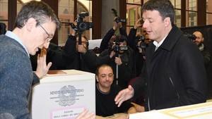 Itàlia clava una puntada al sistema