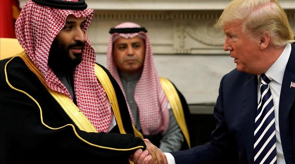 Mohammed Bin Salman, un príncipe en Hollywood
