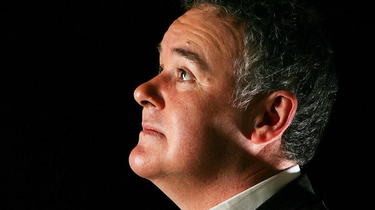 El cineasta y periodista Adam Curtis.
