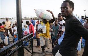Moçambic confirma 138 casos de còlera després del pas del cicló 'Idai'