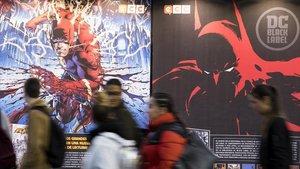 112.000 visitants avalen els canvis del renovat Comic Barcelona