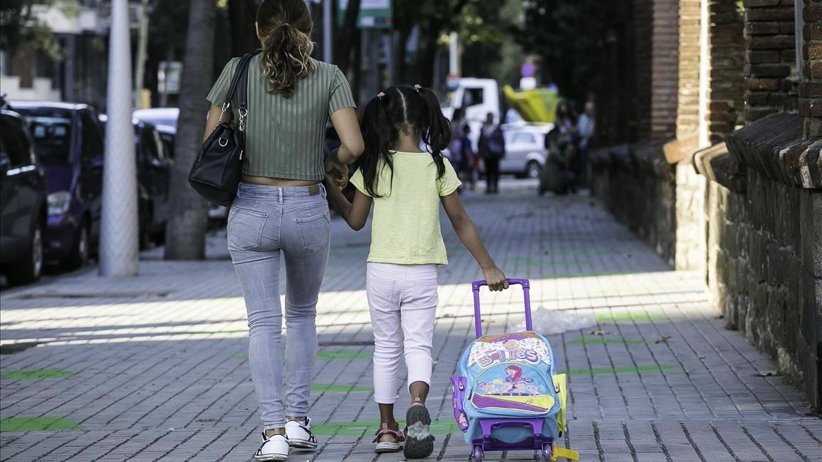 19.004 estudiants comencen les classes a Mataró amb un curs escolar ple de novetats