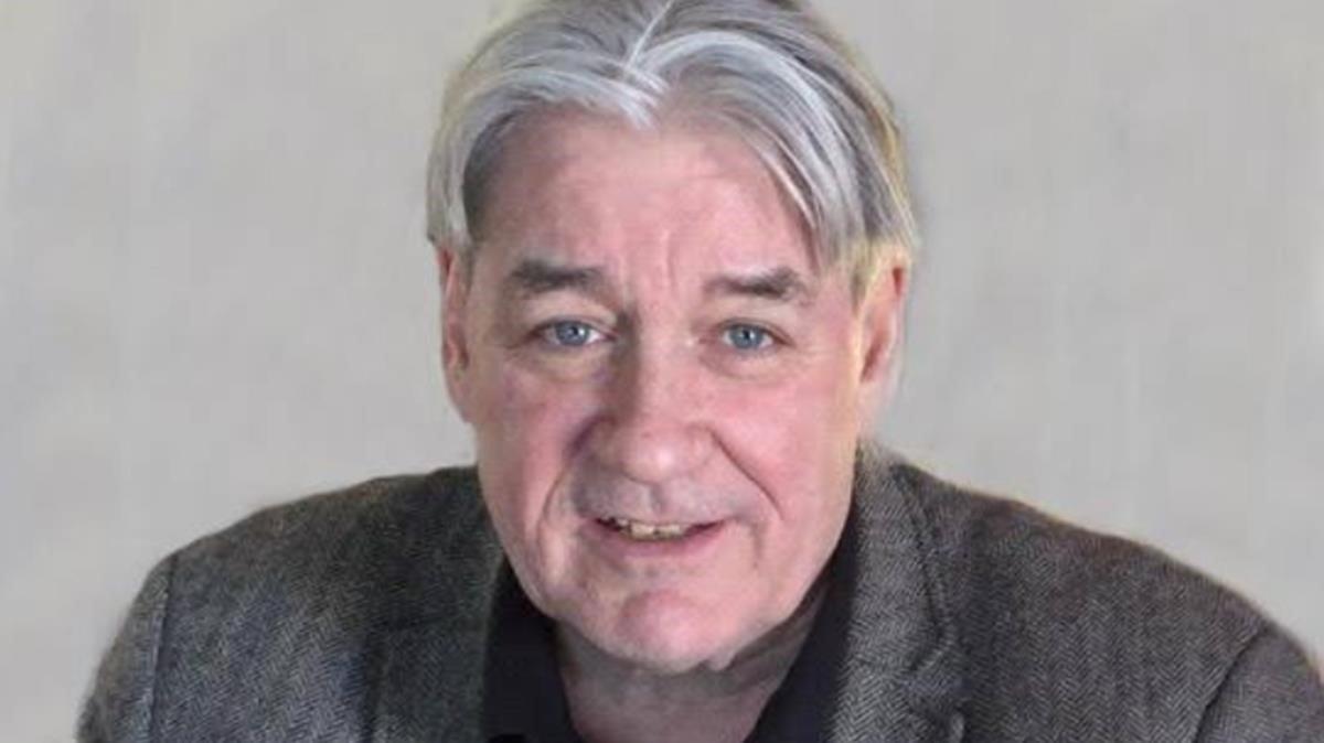 El escritor británico Patrick McGrath.
