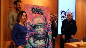 El Còmic Barcelona segueix endavant malgrat el coronavirus i es dona un mes per ajornar-lo