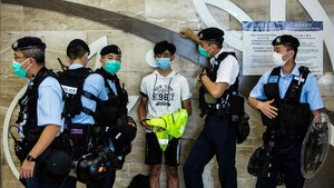 Pequín estudia imposar a Hong Kong una llei de seguretat nacional per prohibir el secessionisme