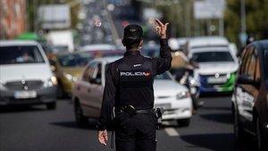 La policia descobreix una festa en un pis de Madrid que cobrava entrades