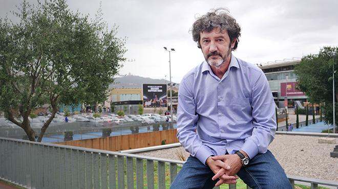 Entrevista a José Mari Bakero, exfutbolista del FC Barcelona