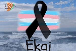 Ekai, un adolescente transexual de 16 años, se suicida en Vizcaya
