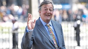 lmmarco42282239 file photo actor stephen fry arrives for a service of thank180223173747
