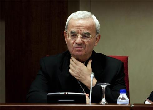 """España se quejará al Vaticano por la """"injerencia"""" del Nuncio sobre Franco"""