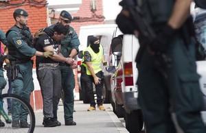 El 22 de septiembre de 2017, agentes de la Guardia Civil detuvieron al joven marroquí Said Ben Iazza, por su supuesta relación con la célula yihadista de los atentados de Barcelona y Cambrils.
