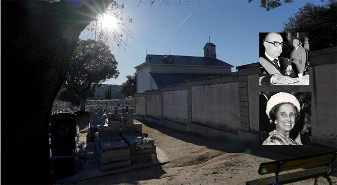 Mingorrubio, un cementiri ple de franquistes
