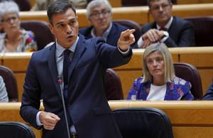 El PP utilitza el seu poder al Senat perquè Sánchez parli de la seva tesi