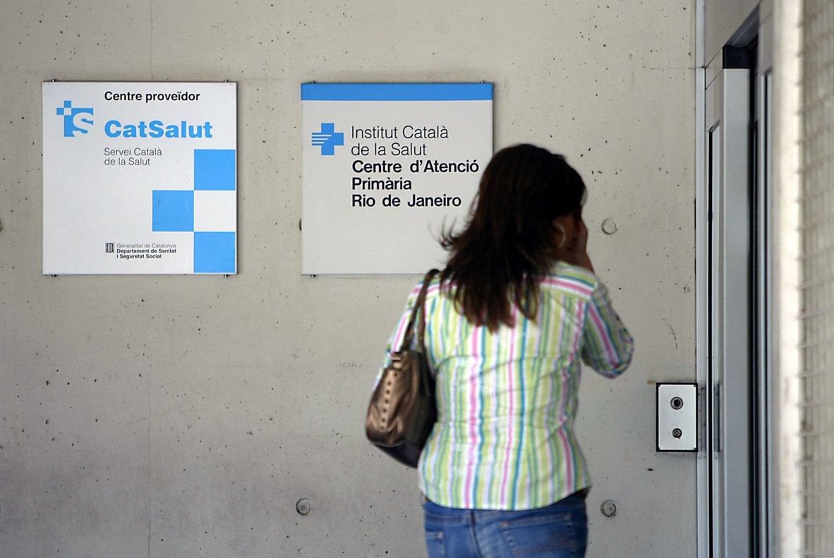 Salut ha tancat 46 centres d'atenció primària des de l'inici de l'epidèmia