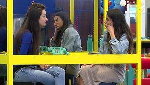 Adara y Estela en 'GH VIP 7'.