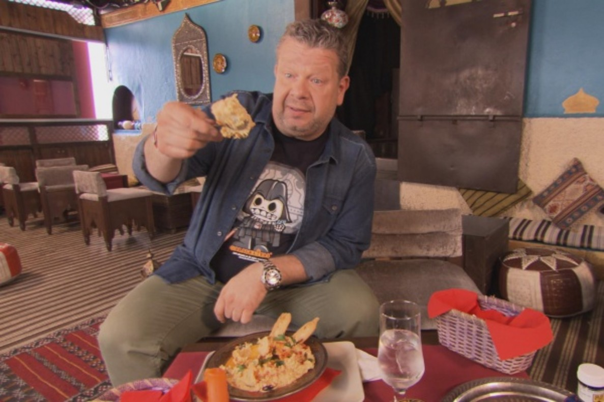 'Pesadilla en la cocina' | Alberto Chicote intentará salvar una tetería con anarquía y recetas top secrets
