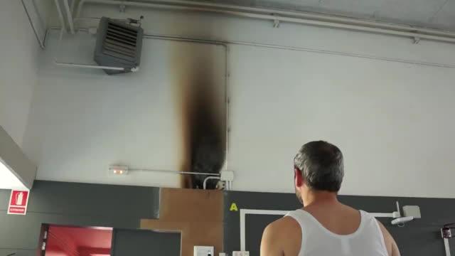 Vídeo del ampa del colegio Joan XXIII de Les Borges Blanques, en Lleida.