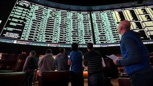 Apuestas deportivas para la Superbowl en Las Vegas.