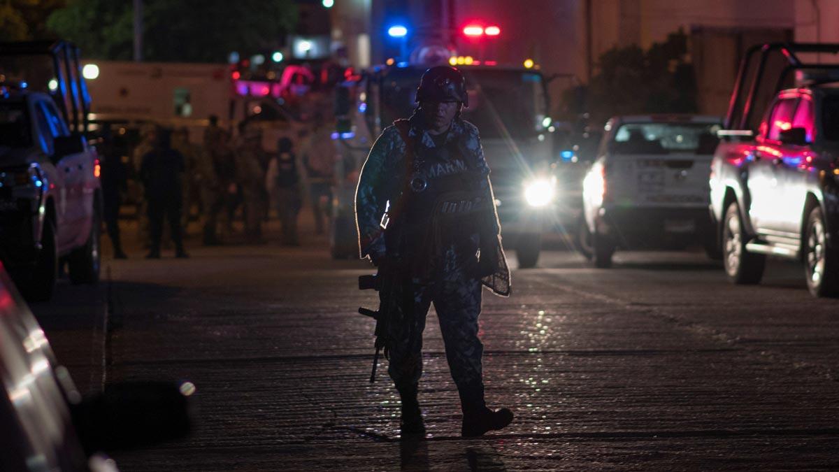 23 muertos por un ataque con cócteles molotov a un centro de ocio en Coatzacoalcos, Méjico.