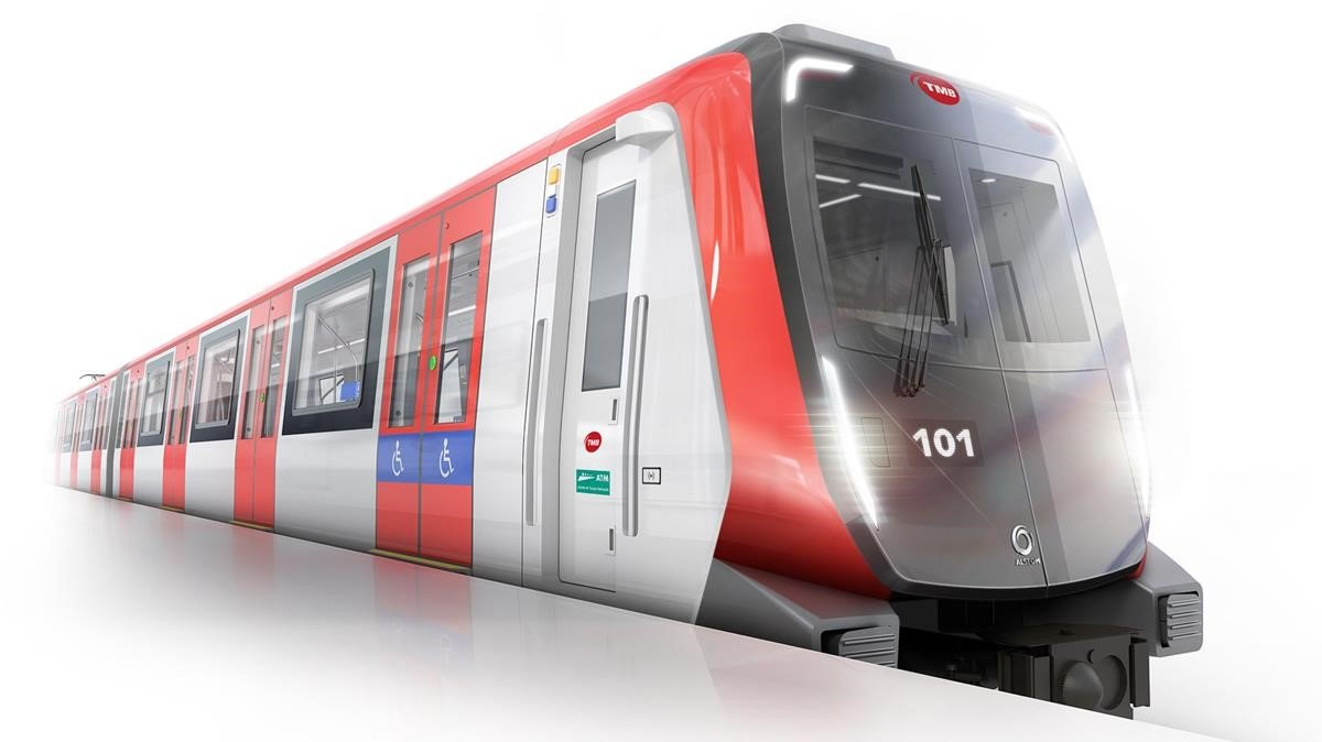 Asíserán los nuevos metros que sustituirán a los más antiguos en el 2021 y el 2022.